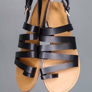 Forever 21 Strappy Sandals